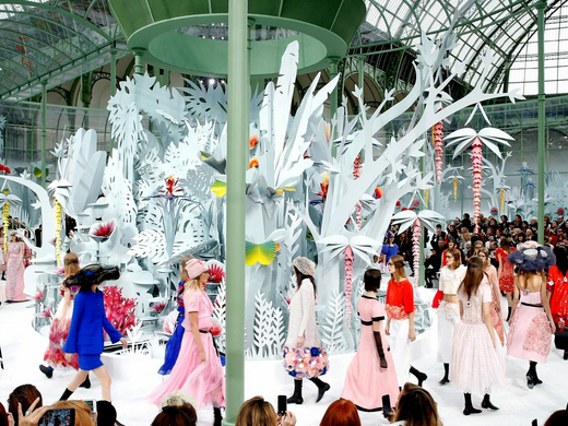 How couture fashion week is changing