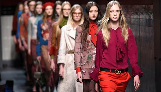 Gucci captures millenials to help Kering unveil more eye-catching results