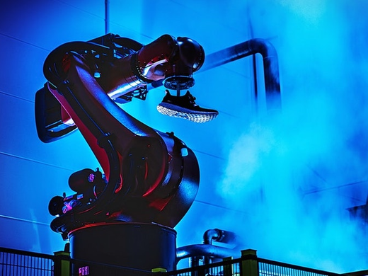 'We're at the onset of an industrial revolution': The rise of robotics in retail