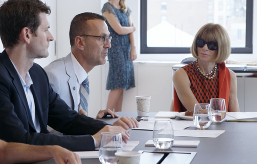 Anna Wintour steps down from CFDA/Vogue Fashion Fund judging panel