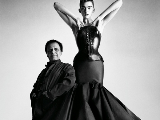 FASHION WORLD MOURNS DEATH OF AZZEDINE ALAÏA