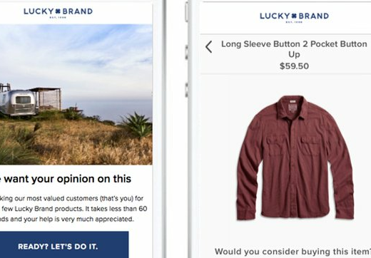Shoppers have the answers, but brands need to ask the questions
