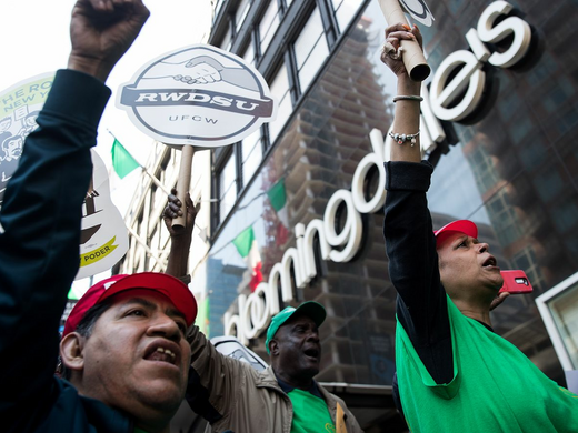 America's Massive Retail Workforce Is Tired of Being Ignored