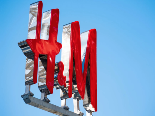 A SWEDISH POWER PLANT IS BURNING H&M CLOTHING INSTEAD