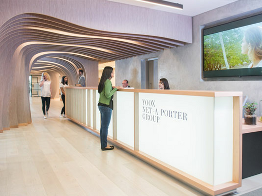 Yoox Net-A-Porter looks to the future of AI and mobile commerce with new tech hub in London