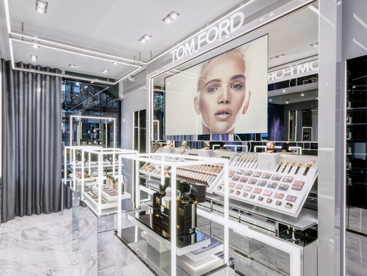 TOM FORD BEAUTY WINS WITH 'F–KING FABULOUS,' OPENS FIRST STORE